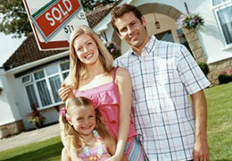 Happy home sellers via The Frugal Broker