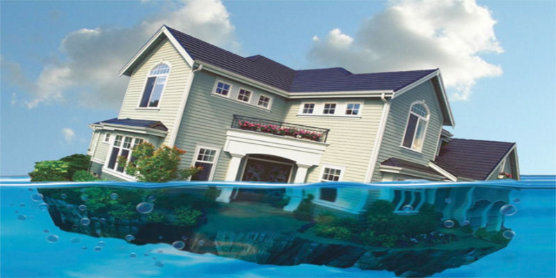 'Underwater' Homes Are Drying Up